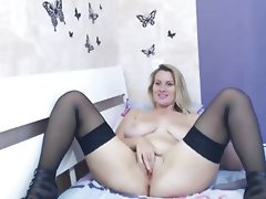 Amateur, Big Boobs, MILF, Squirt, Webcam
