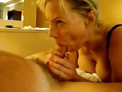 Amateur, Blonde, Blowjob, Mature