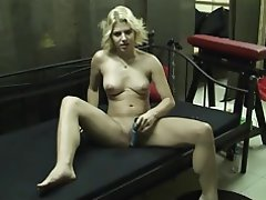 Amateur, Blonde, Masturbation, MILF