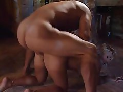 Anal, Blonde, Facial, Interracial