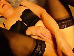 Amateur, Mature, Stockings