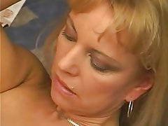 Blonde, Facial, Hardcore, Mature, MILF