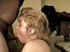 Amateur, Ass Licking, Blowjob, Cumshot, MILF