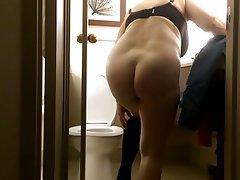 Big Butts, Granny, Mature, MILF, Voyeur