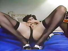 Masturbation, Mature, Vintage