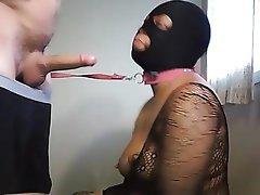 Amateur, French, BDSM
