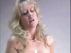 Blonde, Close Up, Masturbation, Mature