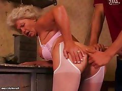 Anal, Granny, Hairy, Mature, Old and Young