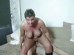 German, Mature, MILF, Old and Young