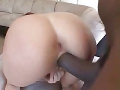 Amateur, Cum in mouth, Interracial, Redhead