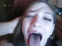 Blowjob, Cum in mouth