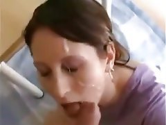 Amateur, Blowjob, Cum in mouth, Cumshot, POV