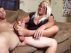 Foot Fetish, Mature