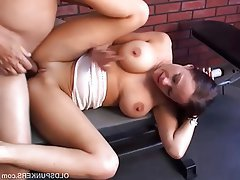 Brunette, Mature, Cum in mouth, Mature, MILF