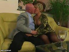 BBW, Granny, Hardcore, Mature, Stockings