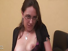 Amateur, Anal, Brunette, French, Anal