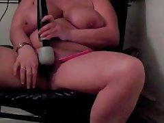 BBW, Big Boobs, Masturbation, Orgasm, Beauty