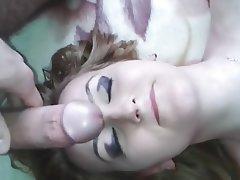 Amateur, Cumshot, Facial, Homemade, Girlfriend