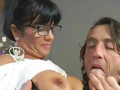 Brunette, Hardcore, Mature, Pantyhose, German