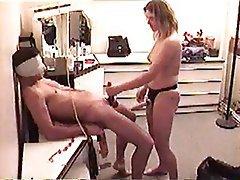Amateur, BDSM, Femdom, Strapon