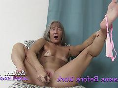 Amateur, Masturbation, Mature, MILF, Small Tits