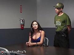 Blowjob, Bondage, Latina