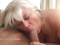 BBW, Hairy, Mature, Big Tits, Big Cock