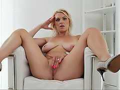 Czech, Boobs, Masturbation, Rubbing