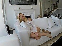 Blonde, Whore, Webcam, Teen