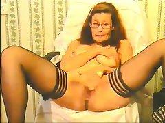Granny, Mature, Squirt