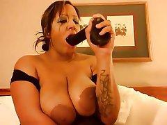 BBW, Masturbation, Mature, Webcam