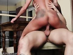 Asian, Big Ass, Cumshot, Mature