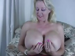Big Boobs, Granny, Masturbation, Mature, Softcore