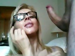 Amateur, Cumshot, Facial, Orgasm, Pornstar