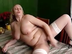 Amateur, Blonde, Masturbation, Mature