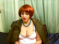 Amateur, MILF, Russian, Webcam