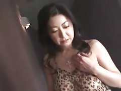 Blowjob, Facial, Group Sex, Japanese, Mature