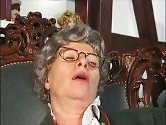 Amateur, Close Up, German, Granny, Masturbation