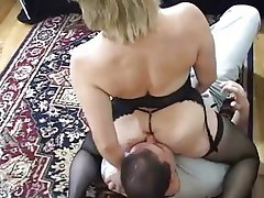 Ass Licking, Face Sitting, Femdom, Mature