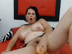 Amateur, Anal, Masturbation, Mature, Webcam