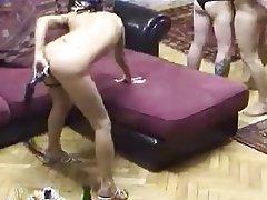 Group Sex, Italian, Swinger
