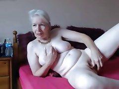 Amateur, Granny, Masturbation