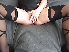 Amateur, Mature, MILF, Stockings