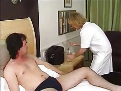 Mature, MILF, Massage