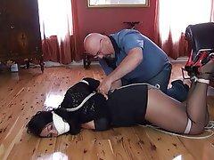BDSM, Bondage, Mature, Pantyhose