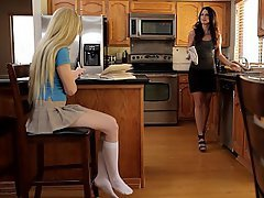 Babe, Blonde, Brunette, Housewife