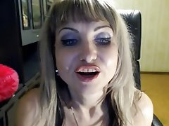 Blowjob, Mature, Webcam