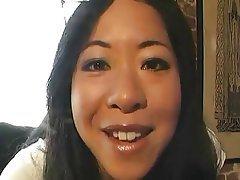 Asian, Blonde, Interracial, Lesbian