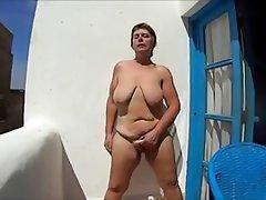 Amateur, BBW, Masturbation, Granny, Mature