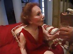 Granny, Hairy, Mature, Pornstar
